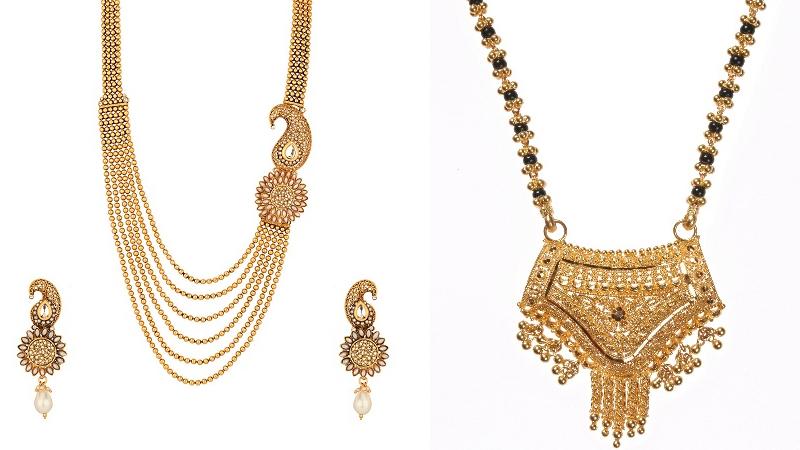 Fashionable Mangalsutra Locket Designs for Women