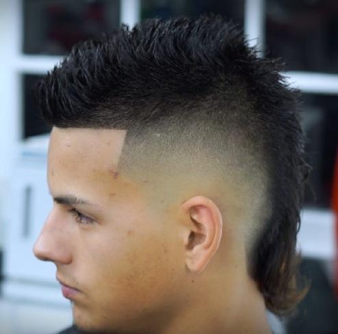 Faux Hawk Mexican Haircuts