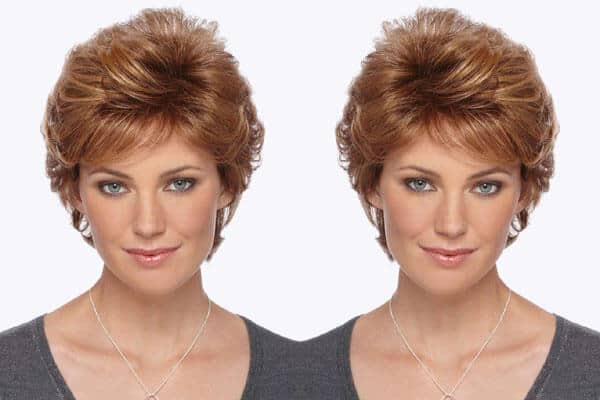Very Short Feathered Haircuts for Girls