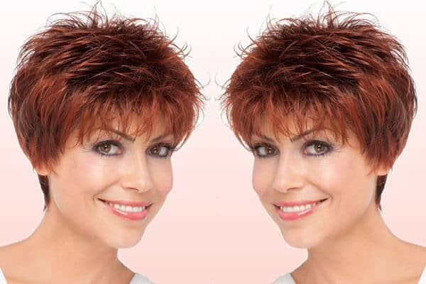 Pixie and Feather Haircut