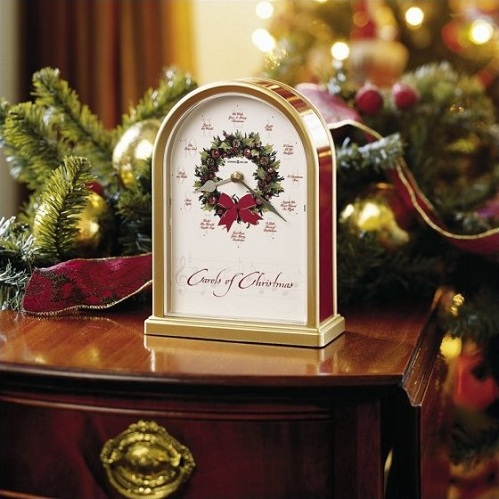 Festive Chiming Clocks