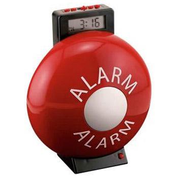 Fire Bell Loud Alarm Clock