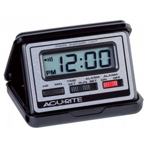 Foldable Atomic Clock