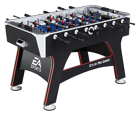 If Your Brother Loves Playing Foosball This Will Definitely Be Best Birthday Gift For Of Yours Table Features 5 8 Inch Chrome