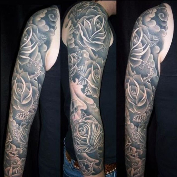 83d270ef2 30 Best Full Sleeve Tattoo Designs And Ideas For Men 2018