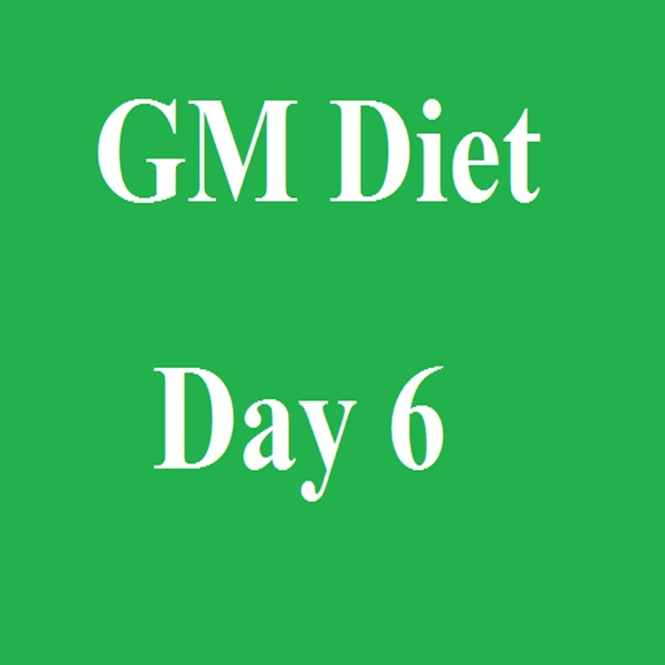 gm diet plan day 6