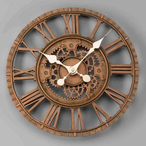 Mechanical Clock Designs