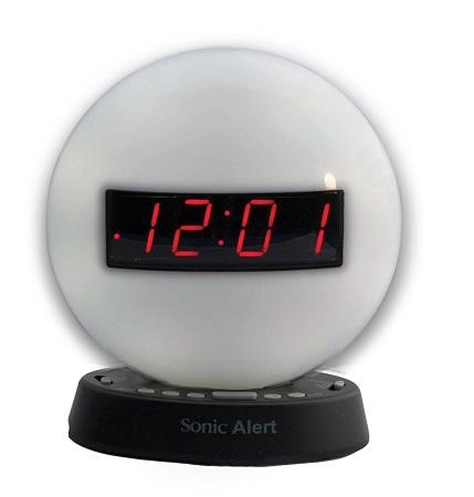 Glow Loud Alarm Clock
