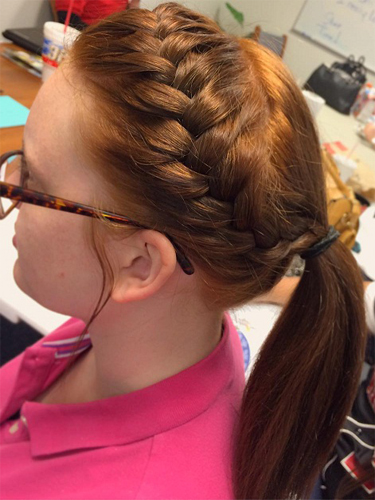 Hairstyles for College Girls 3