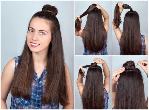 Hairstyles for College Girls 9
