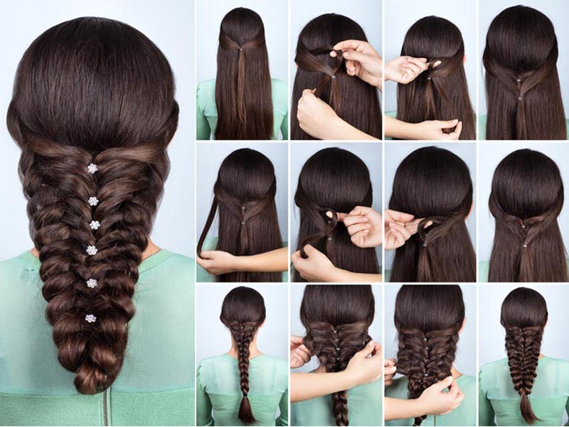 10 Latest Hairstyles For Long Thick Hair To Look Out For Styles At Life