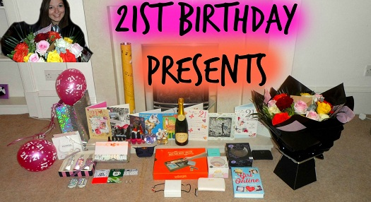 Out Of Sheer Creativity And Passion Speaks Volumes About Your Affection So To Present 21st Birthday Gifts For Girls Go Creative Impress Her