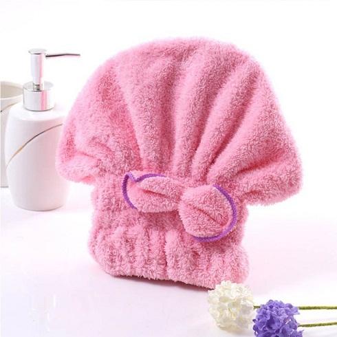 Hat Cap Bath Towel