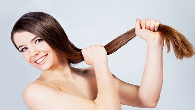 Signs Of Healthy And Lustrous Hair