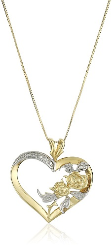 Heart pendant Necklace Birthday Gifts