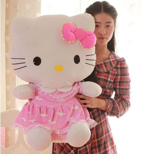 Hello Kitty plush Toy Birthday Gifts