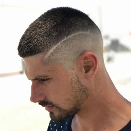 9 Simple and Stylish Zero Cut Hairstyles for Men Ever | Styles At Life