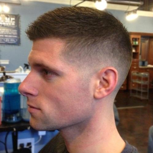 Home Marine Haircut