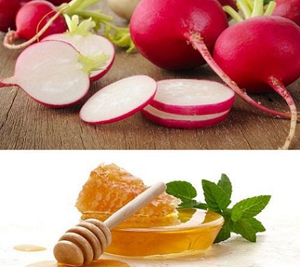 Radish and Honey Wonders