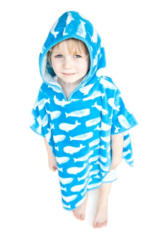 Hooded Towel For Boys