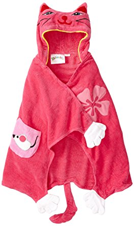 Hooded Towel For Girls