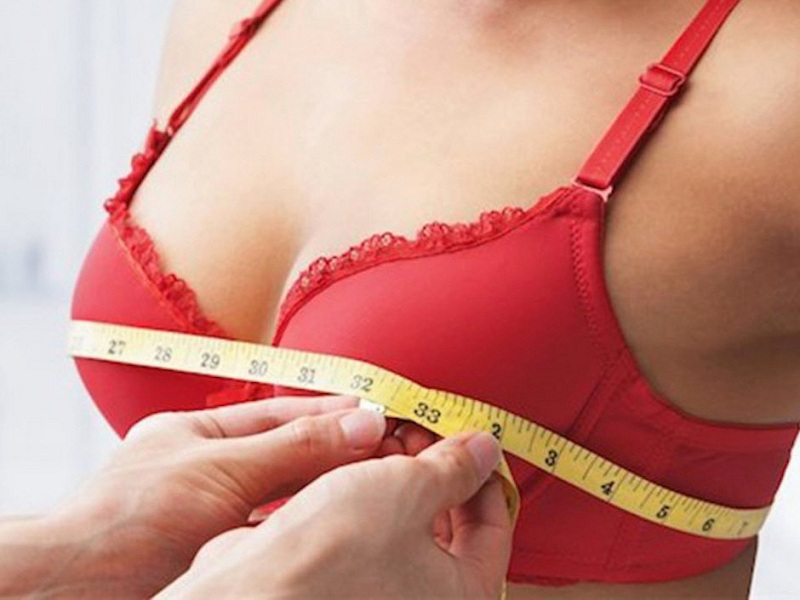 How To Measure Your Bra Size Perfectly