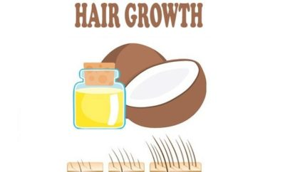 Coconut Oils And Their Application For Hair Growth