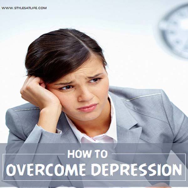 How to Overcome Depression..