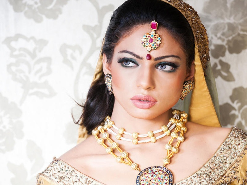 How to do Asian Bridal Makeup