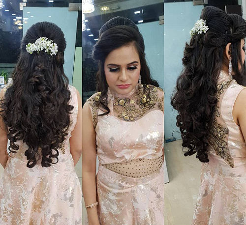 Indian Hairstyles 17