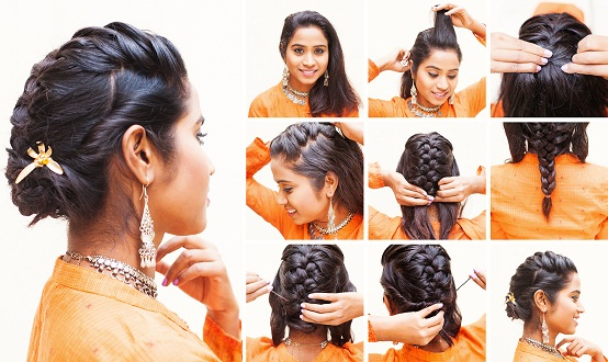 Indian Hairstyles 19