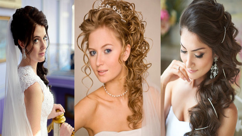 Indian christian bridal hairstyles
