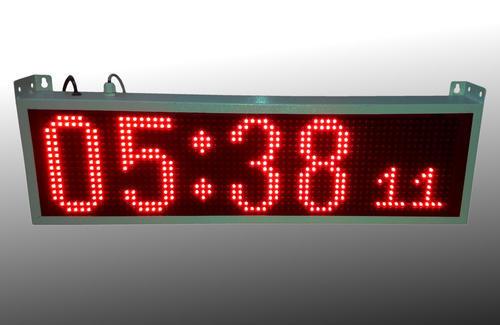 LED Clock Designs