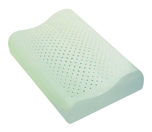 Isotonic Serene Contour Pillow