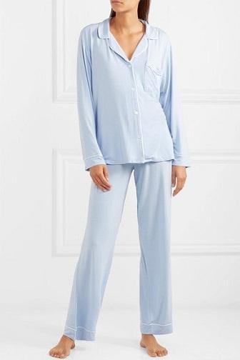 Jersey Pajama Set