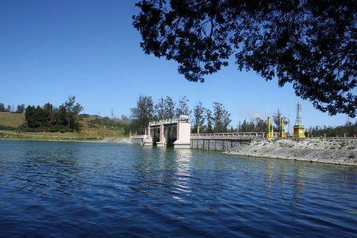 Kamaraj Sagar Dam Of Ooty