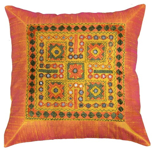 Kashmiri Pillows