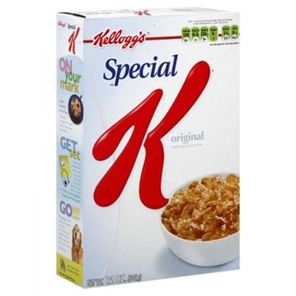 Kellogg's Special K Diet Plan