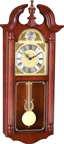 Key Wind Chiming Clock