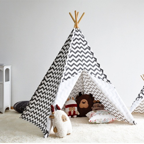 Kid's Tepee Tent Birthday Gifts