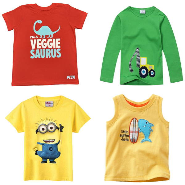 Kids T Shirts That Are Best In Boys Clothing For 2018