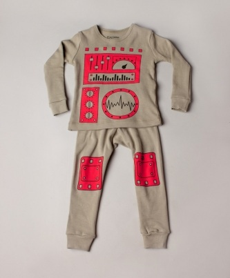 Kids Cozy Pajama Set