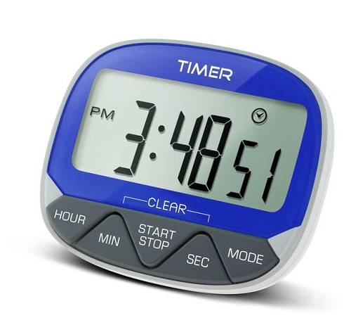 Kitchen Loud Alarm Clock