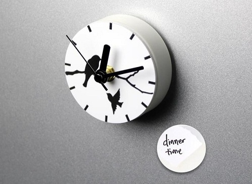 15 Unique Kitchen Clocks That Make Your Kitchen Beautiful