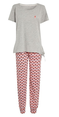 Knot Tie Detailing Pajamas for Women
