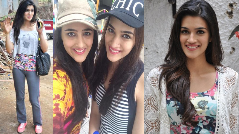 Kriti Sanon Without Makeup Pictures