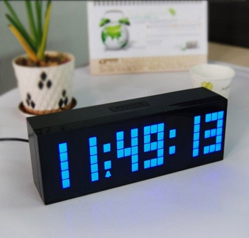 LED Atomic Clock
