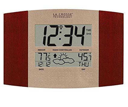 Lacrosse Atomic Clock