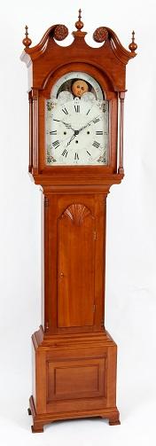 Large Cased Emperor Grandfather Clocks