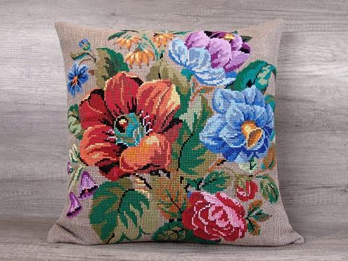Large Decorative Pillow
